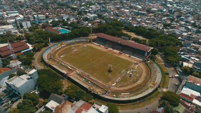 Dewan Ingatkan Plt Gubernur Bangun Stadion Mattoanging Jangan Setengah Hati