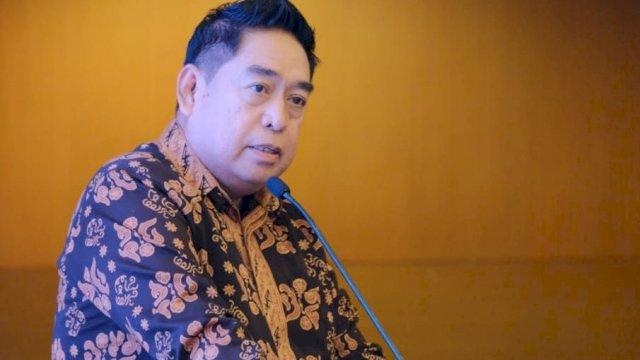 Sekretaris Provinsi Sulawesi Selatan, Abdul Hayat Gani. [trotoar.id].