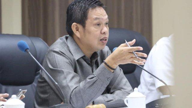 Ketua Komisi C DPRD Kota Makassar Abdi Asmara
