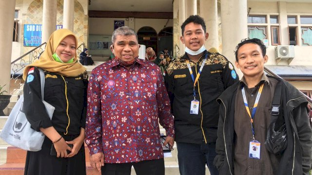 Pemantapan Rakornas II, Panitia Silaturahmi dan Minta Arahan BPH Unismuh Makassar