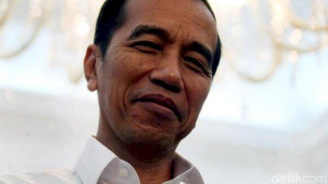 Presiden Jokowi. (FOTO: Detikcom)
