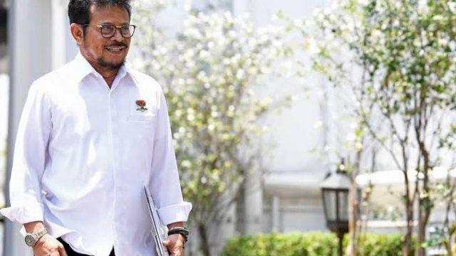 Syahrul Yasin Limpo (SYL).