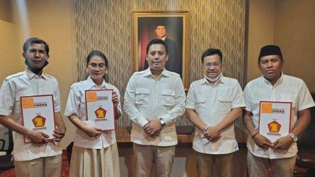 Ketua DPD Gerindra Sulsel Andi Iwan Darmawan Aras