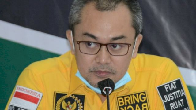 Komisi III DPR RI Fraksi Golkar, Andi Rio Idris Padjalangi. | Foto: Pribadi