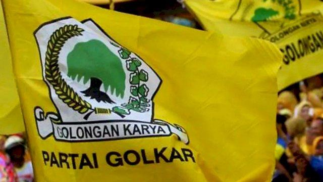 Bendera Partai Golongan Karya (Golkar) || TROTOAR.