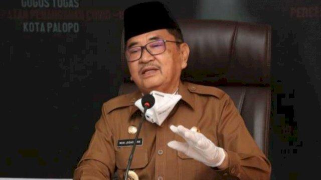 Wali Kota Palopo, HM Judas Amir. / Trotoar.id