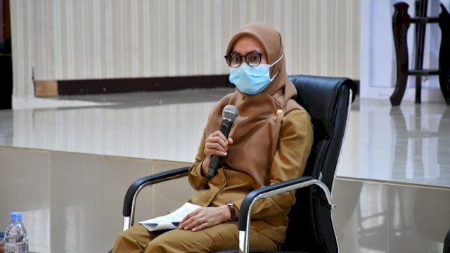 Diam-diam Pantau Aktivitas Ekonomi, IDP Minta Pembeli-Penjual Wajib Pakai Masker