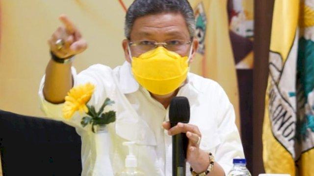 Taufan Pawe, Ketua DPD I Golkar Sulsel