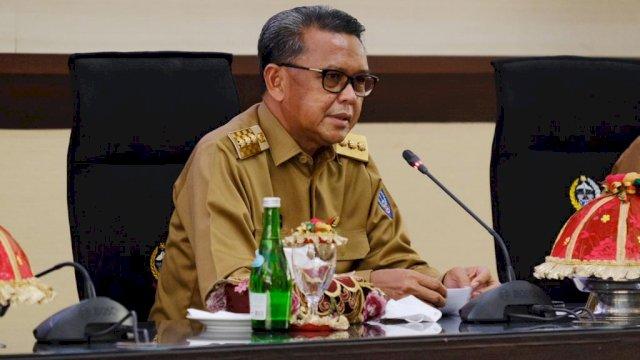 Gubernur Sulawesi Selatan Nurdin Abdullah (NA) | trotoar.id