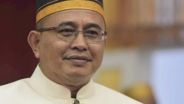 Anggota DPR RI Muhammad Fauzi Ikut Menghadiri Perayaan Hari Perlawanan Rakyat Luwu, dan Hari Jadi Tana Luwu, di Masamba, Sabtu 23 Januari 2021