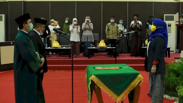 Ketua DPRD Sulsel Pimpin pelantikan Muchtar Badewing