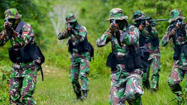 Foto prajurit TNI (liputan6)