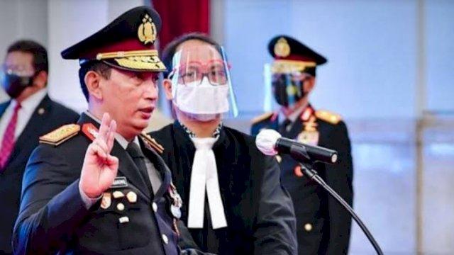 Kapolri Jenderal Listyo Sigit Prabowo. | Google.