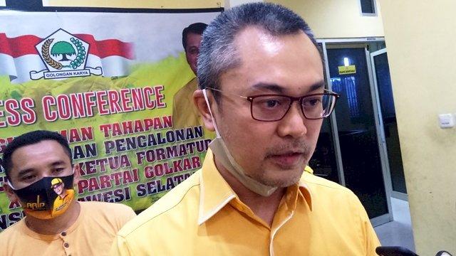 Anggota Komisi III DPR RI Andi Rio Idris Padjalangi