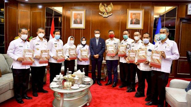Antisipasi Kekosongan Jabatan, Gubernur Sulsel Tunjuk Sekda Armiadi Jadi Plh Bupati Lutra