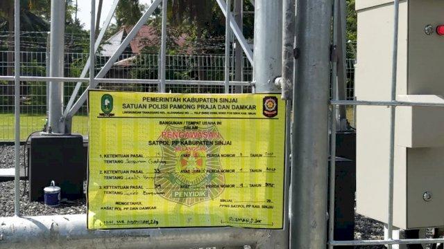 Tower ilegal di Kabupaten Sinjai | trotoar.id