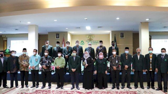 UIN Alauddin melakukan MoU dengan sejumlah pihak pada Kamis (18/2).