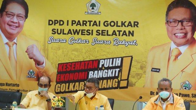 Suhartina Ikut fit Balon Ketua Golkar Maros