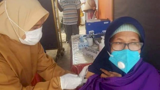 35.732 Lansia Jadi Sasaran Vaksinasi Covid-19 di Luwu Utara