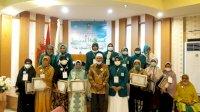 Ketua IKADY Gowa Dapat Penghargaan Muballighat Berprestasi Membangun Umat Versi PARMUSI