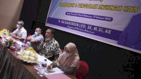 Hasanuddin Leo Sosialisasi Perda PPLH