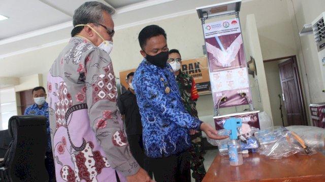Bupati Bantaeng Ilham Azikin