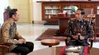 Dilengserkan oleh Kepala Staf Presiden, AHY ke Jokowi Cari Bantuan