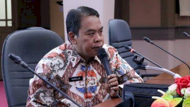Kepala Dinas Pengelolaan Lingkungan Hidup Provinsi Sulawesi Selatan, Andi Hasdullah, (trotoar.id).