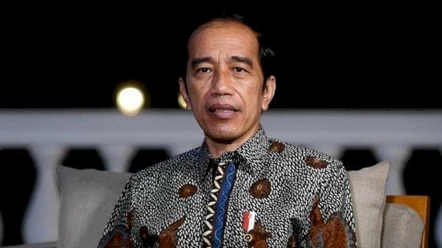 Presiden Jokowi.