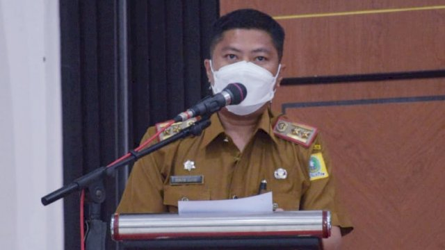 Kepala Bappeda Sinjai, Irwan Suaib.
