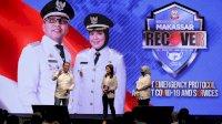 Danny-Fatma Luncurkan #MakassarRecover