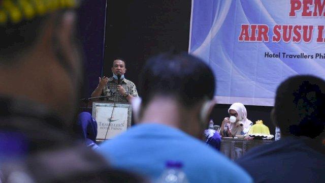 Hasanuddin Leo Sosialisasi Perda Nomor 2 Tahun 2016