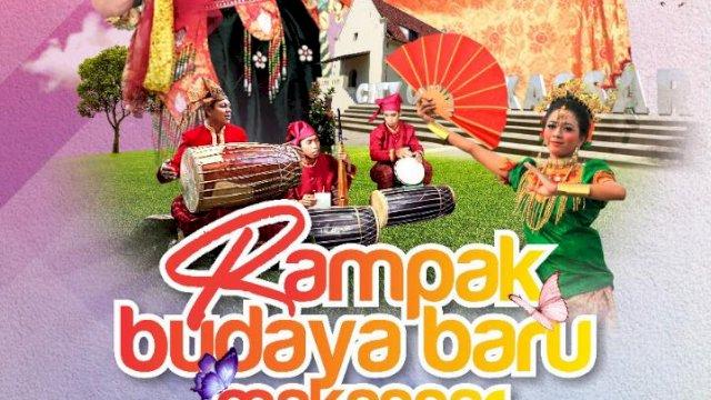 1000 Seniman Akan Divaksin di Makassar