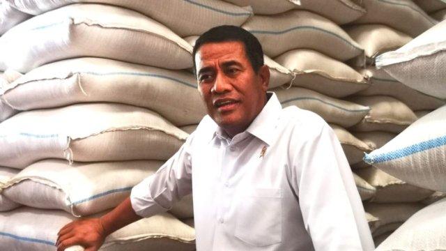 Eks Menteri Pertanian RI, Andi Amran Sulaiman.
