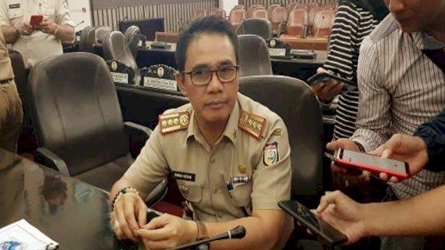 Kepala Bapenda Makassar.