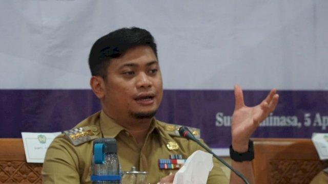 Bupati Gowa, Adnan Purichta Ichsan.