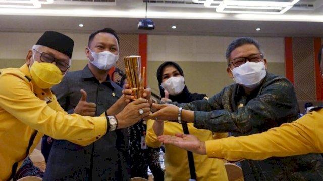 TP Berhasil Bawa Kota Parepare Peringkat Pertama Inovasi Terbaik di Sulsel