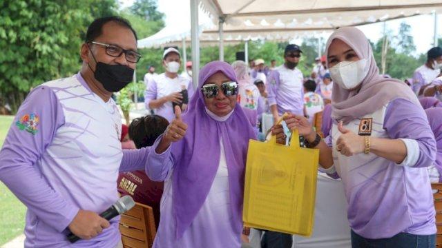 Di Acara IKA Smansa Makassar, Andi Ina Sampaikan 'Sesuatu' ke Danny
