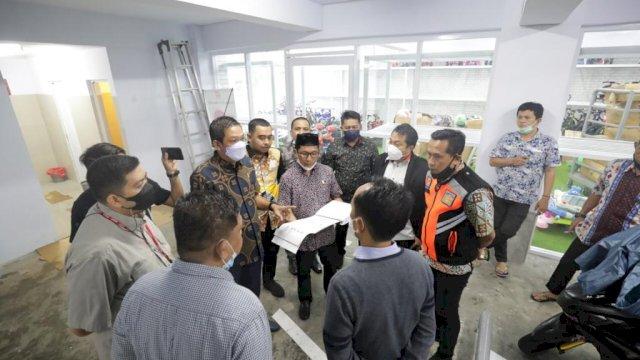 Komisi C Minta Pemilik Grand Toserba Perhatikan Kemacetan di Jalan Metro Tanjung Bunga