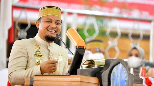 Plt Gubernur Sulsel, Andi Sudirman Sulaiman (ASS).