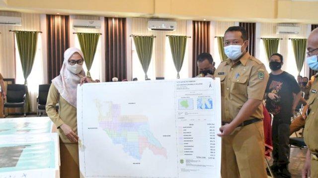 Peta Baper, Inovasi Pemetaan Batas Desa Menggunakan Dana Desa. Pertama di Indonesia