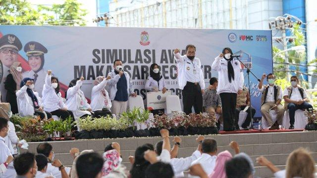 PCR-GeNose Beradu, Danny: Tancap Gas Pulihkan Makassar