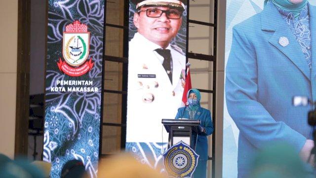 HKG ke 49, Danny : Peran PKK Sukseskan Makassar Recover