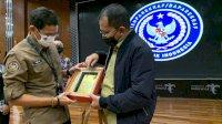 Danny Paparkan Program Strategis Pariwisata Dihadapan Menteri Sandiaga