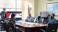 Koordinasi Lelang Jabatan, Walikota Danny Temui Wakil Ketua KASN