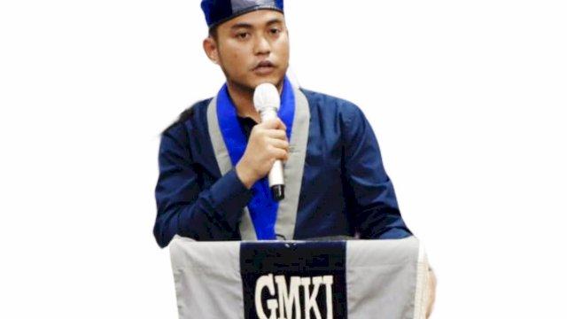 Ketua Umum PP GMKI.