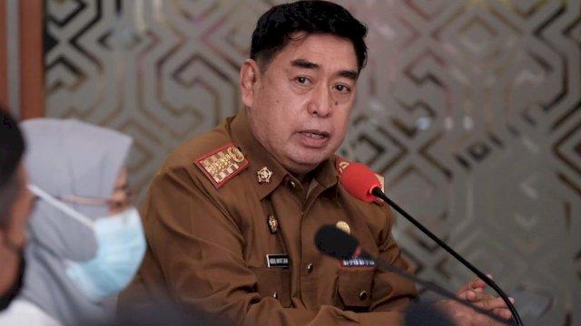 Sekprov Sulsel Dr Abdul Hayat Gani.