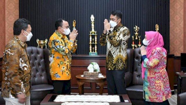 Berkunjung ke Sinjai, Kakanwil DJPb Sulsel: Pak Bupati Menyambut dengan Niat Baik