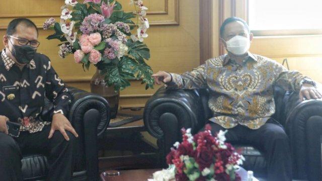 Isu Mutasi Besar-besaran di Pemkot Makassar Dijawab, Mendagri: Sebaiknya Bawahan Ikuti Ritme Atasan