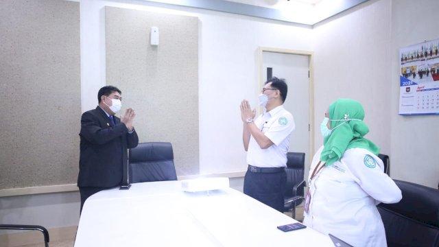 Abdul Hayat Pimpin Rakor Penyelenggaraan Program JKN